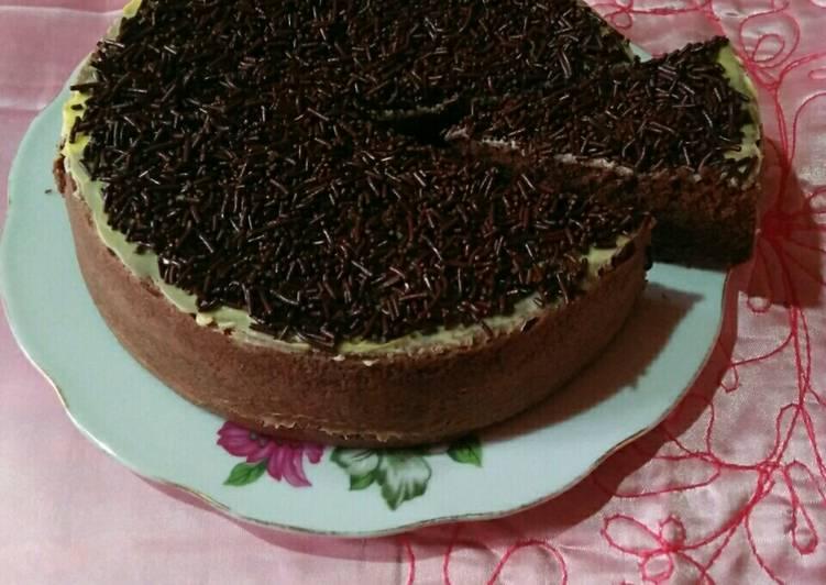 Bolu Coklat Kukus