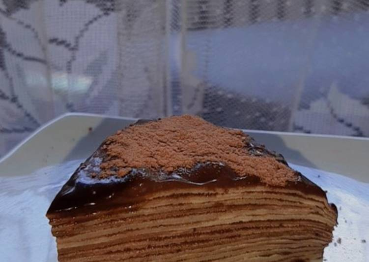 Mile Crepes Choco
