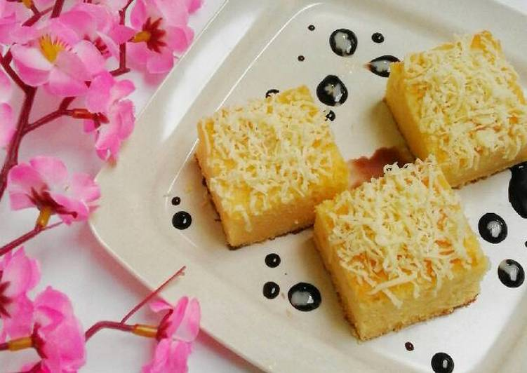 Cake Tape Santan Keju