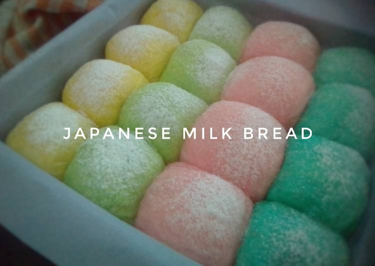 Japanese Milk Bread (eggless)