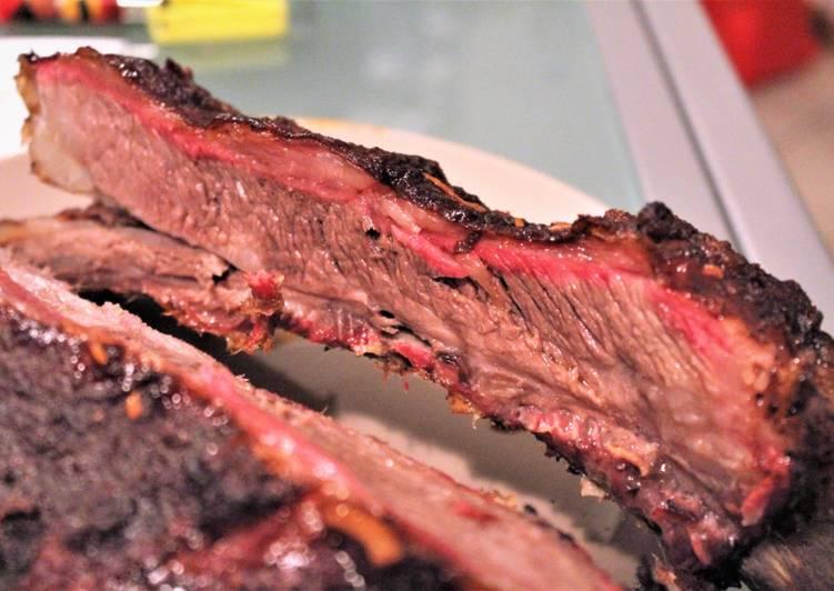 Ricetta BBQ beef ribs