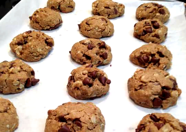 Top 100 Dinner Ideas Blends Chocolate chips Oatmeal Cookies