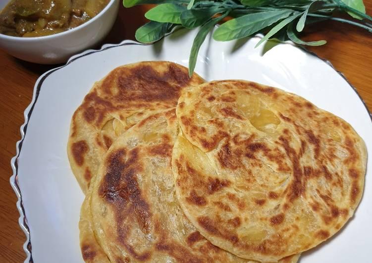 Roti canai / cane / maryam