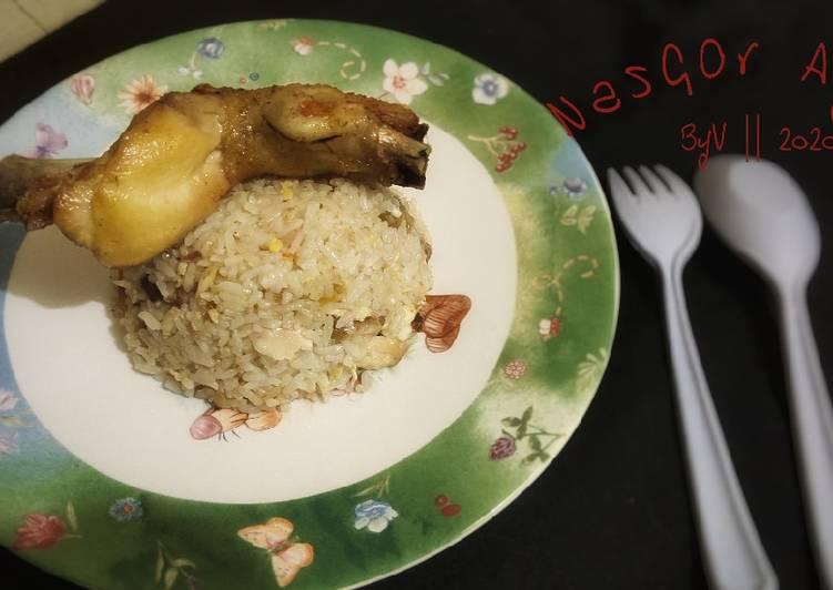 Nasgor Ayam #Week24