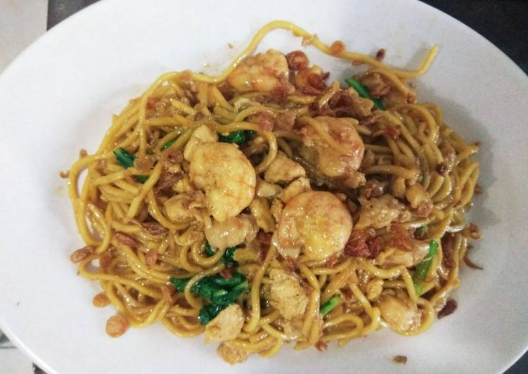Resep Mie goreng chinese food oleh Ninda - Cookpad
