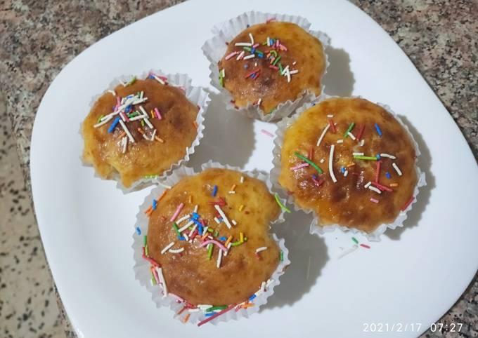 Cupcakes au raisin sec