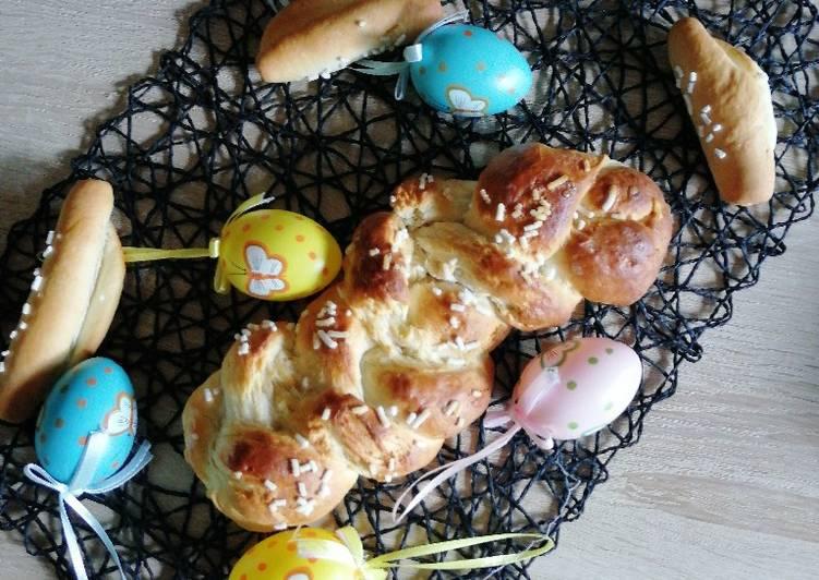 Steps to Prepare Perfect Zopf bread