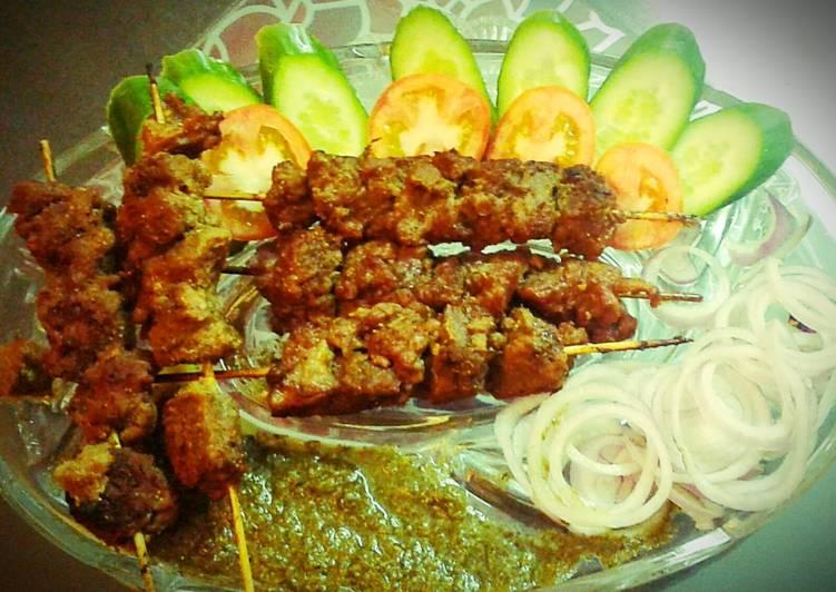 Authentic Behari Kebab