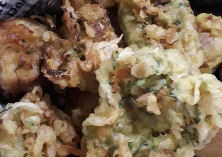 Weci/ote ote sayur khas malang