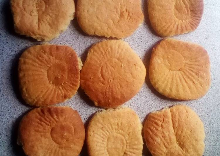 How to Make Any-night-of-the-week Margarine biscuits