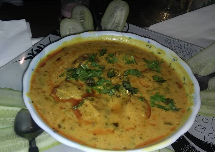 The Best Soft and Chewy Dinner Easy Favorite Masoor dal kadhi