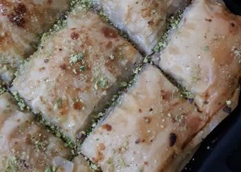 Easiest Way to Make Delicious Lebanese Baklava