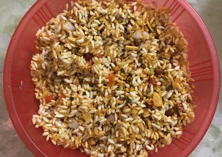 70+ Dinner Easy Royal Bhel muri