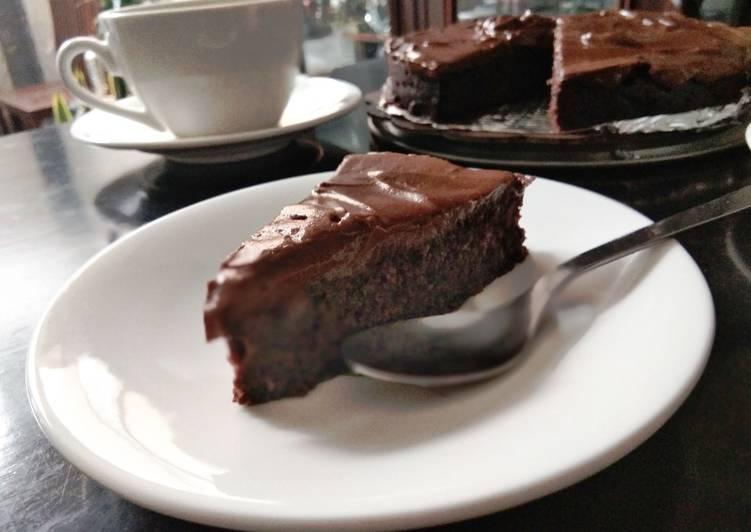 Resep Chocovado Espresso Brownies with Avocado Frosting (Keto Friendly Anti Gagal