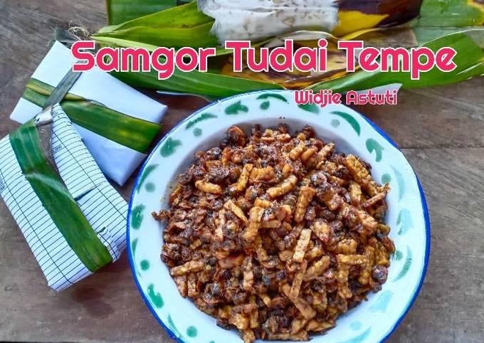 sambal goreng tudai tempe - resepenakbgt.com