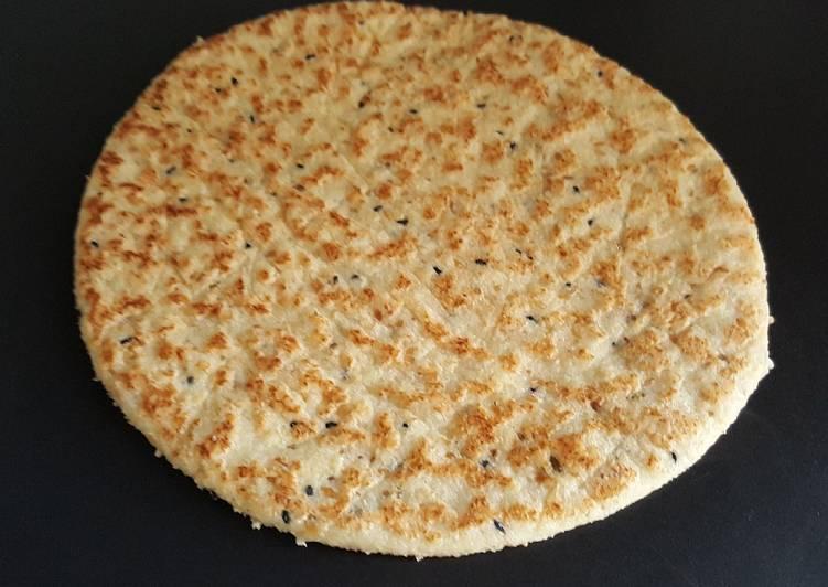 طريقة عمل خبز كيتو لوز