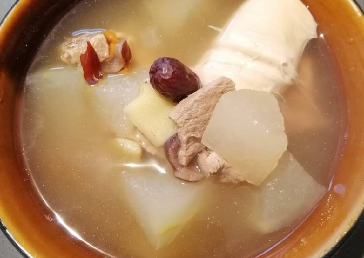 Easiest Way to Make Quick Winter Melon Soup