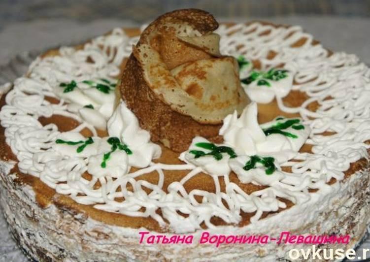 творожно-сметанный крем рецепт с фото