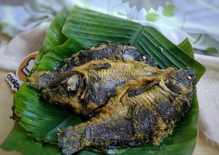 Ikan Mas Presto Bumbu Pindang