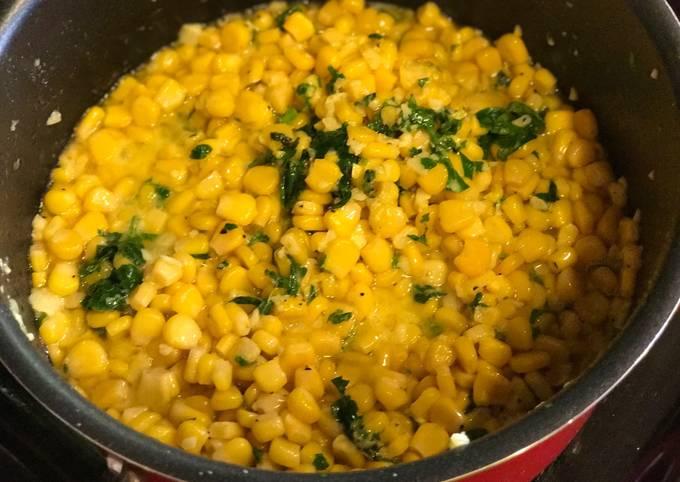 Garlic Butter Corn