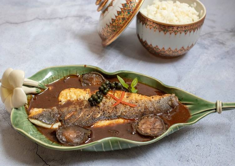 Seabass Thai jungle curry, Discover The Reality Regarding Superfoods