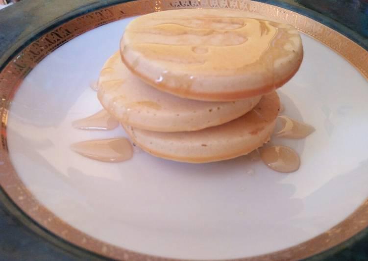 Resep Pancake Paling Enak