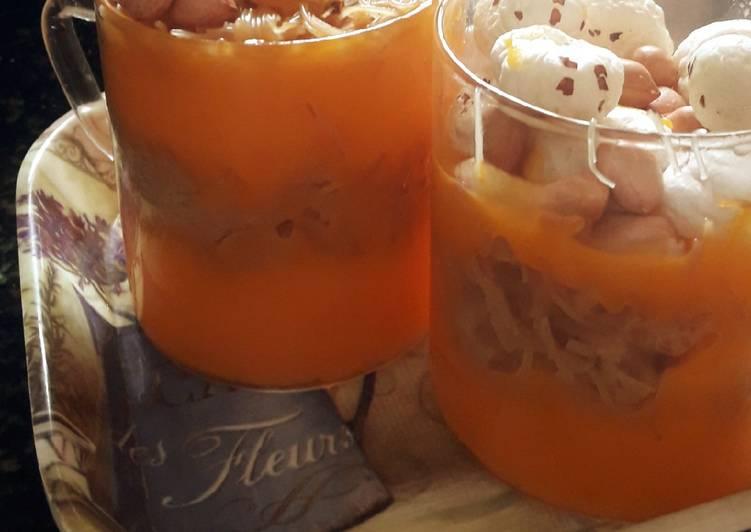 Recipe of Homemade Layered dessert