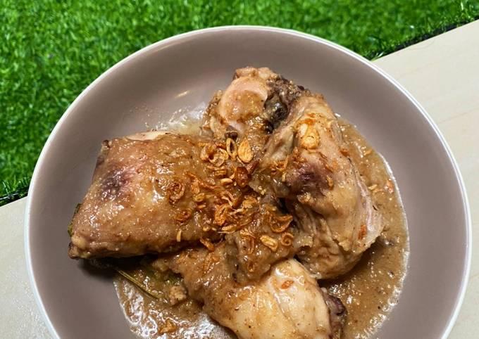 Ayam Petis Khas Banjarnegara