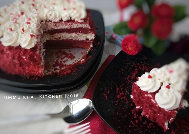 RED VELVET CAKE by Yadi Hf & Ricke Indriani