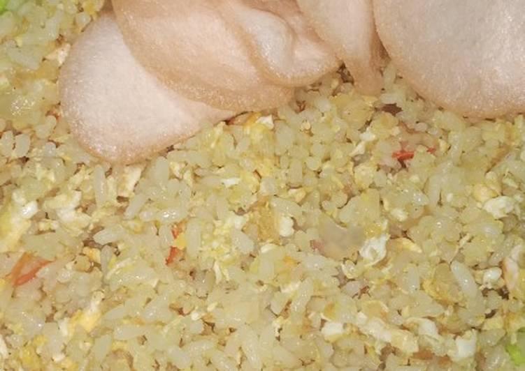 Nasi Goreng Bawang Jadul