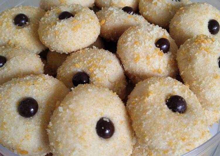 Kue kering Janda Genit - cookandrecipe.com