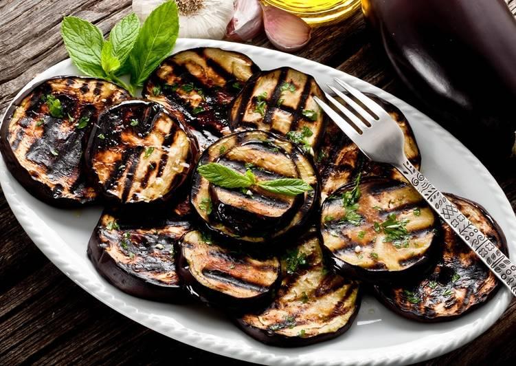 Баклажаны на мангале - пошаговый рецепт с фото. Автор рецепта ...
