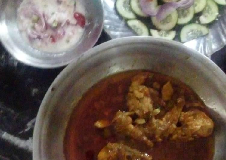 How to Make Appetizing Degi Qorma