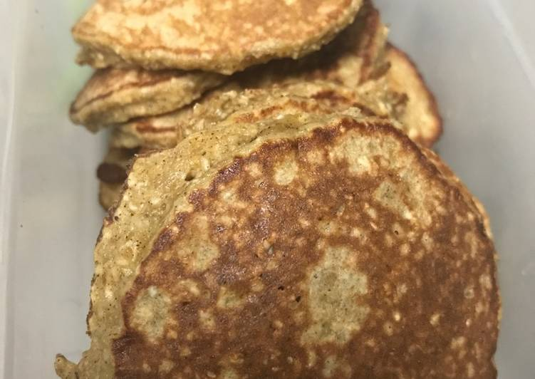 Healthy Hearty Pancakes