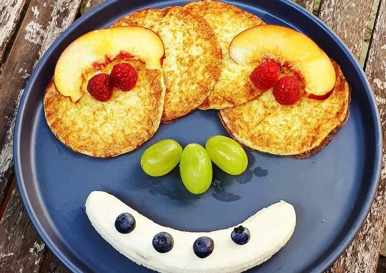 Le moyen le plus simple de Préparer Délicieuse Pancakes express