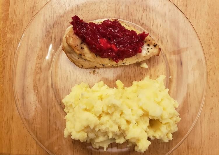 The Best Way to Cook Delicious Cranberry Sauce Chicken