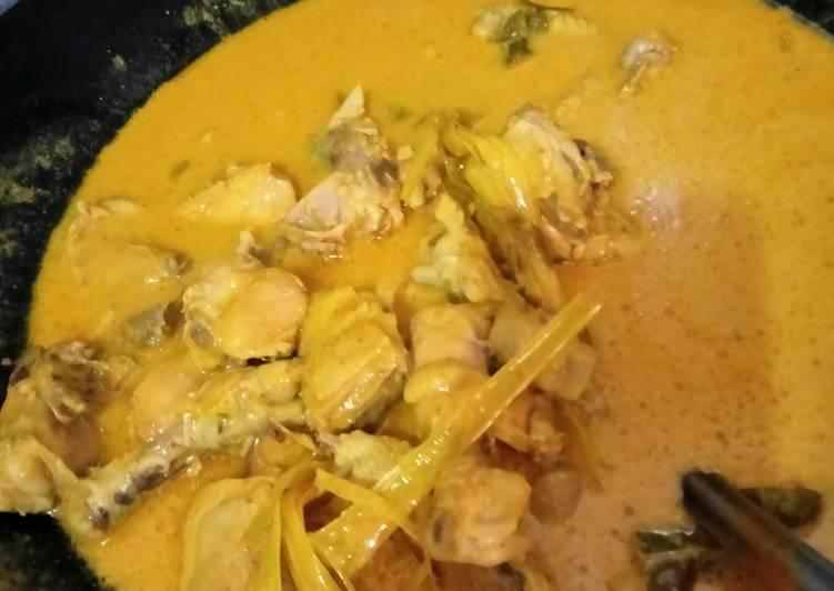 Langkah-Langkah Memasak Gulai Ayam yang Lezat