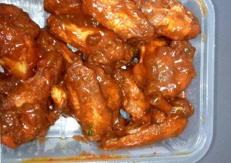 Step-by-Step Guide to Prepare Super Quick Homemade Buffalo Chicken Wings
