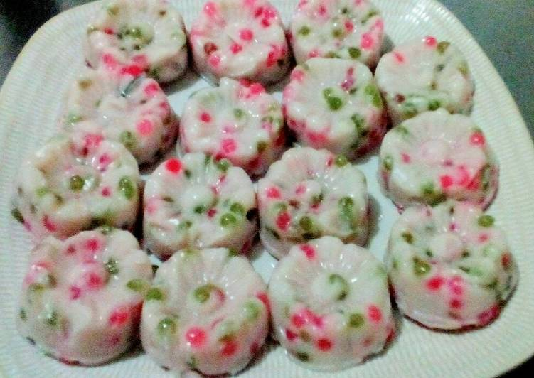 Kue cantik manis - cookandrecipe.com