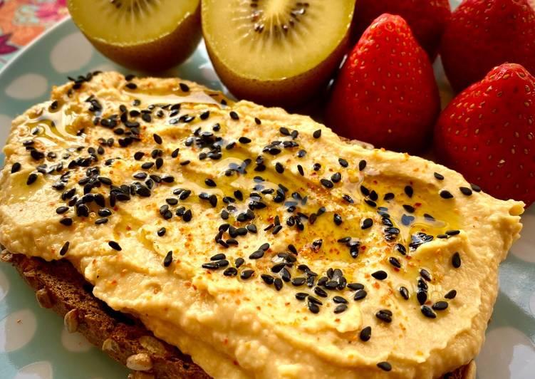 Hummus tradicional en Mambo
