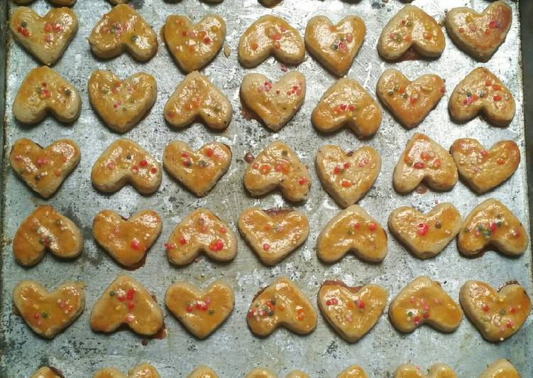 Resep Kue Kacang Kering Oleh Nurul Yusufi Cookpad