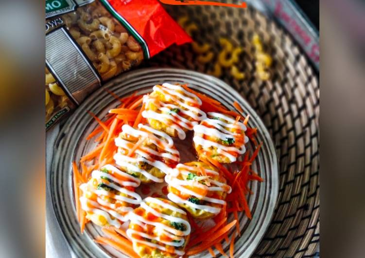Cara Mudah Masak: Baked Macaroni Corn  Dirumah