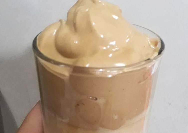 Dalgona Coffee Anti Gagal
