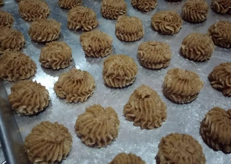Sagu palem cookies oven tangkring