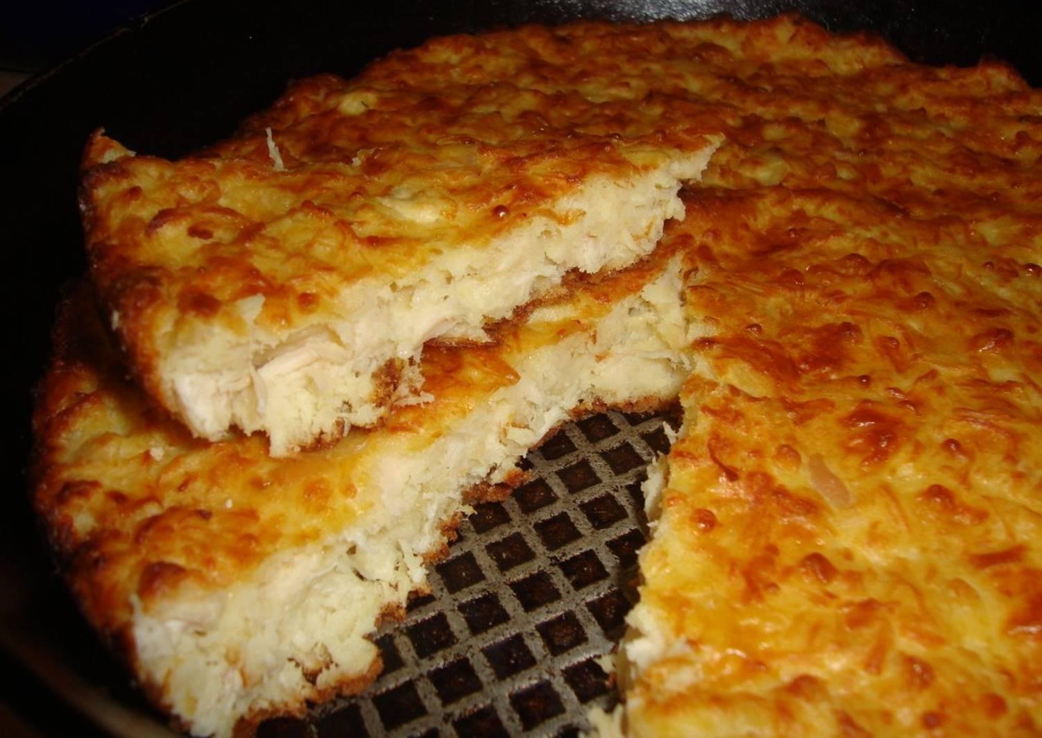 Куриный пирог рецепты с фото