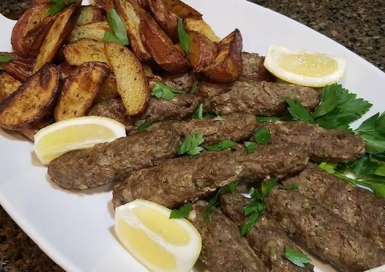 How to Make Appetizing Seekh Kebabs
