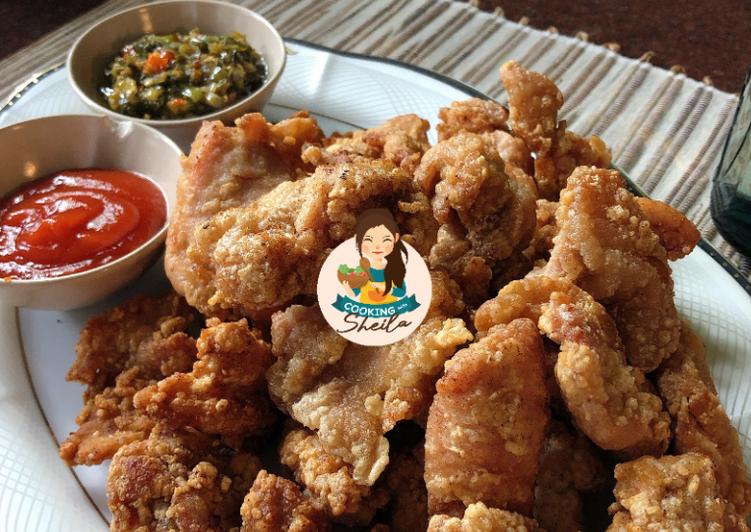 Ayam Goreng Tepung (Tanpa Tulang)