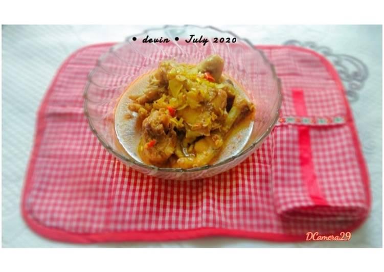 33. Paha & Ceker Ayam Betutu