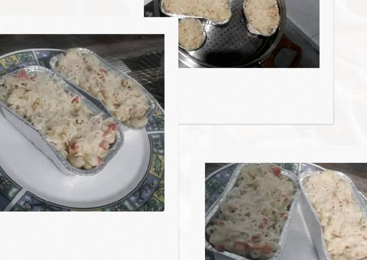 Macaroni Scotel Kukus
