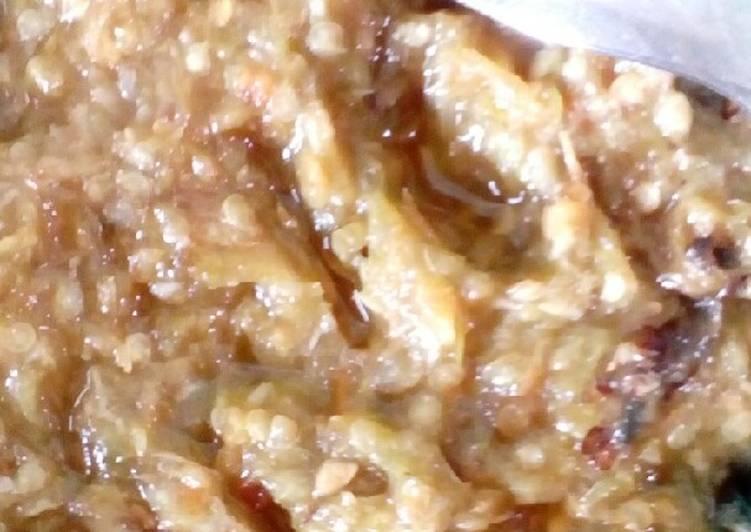 Resep Sambal bawang yang Menggugah Selera